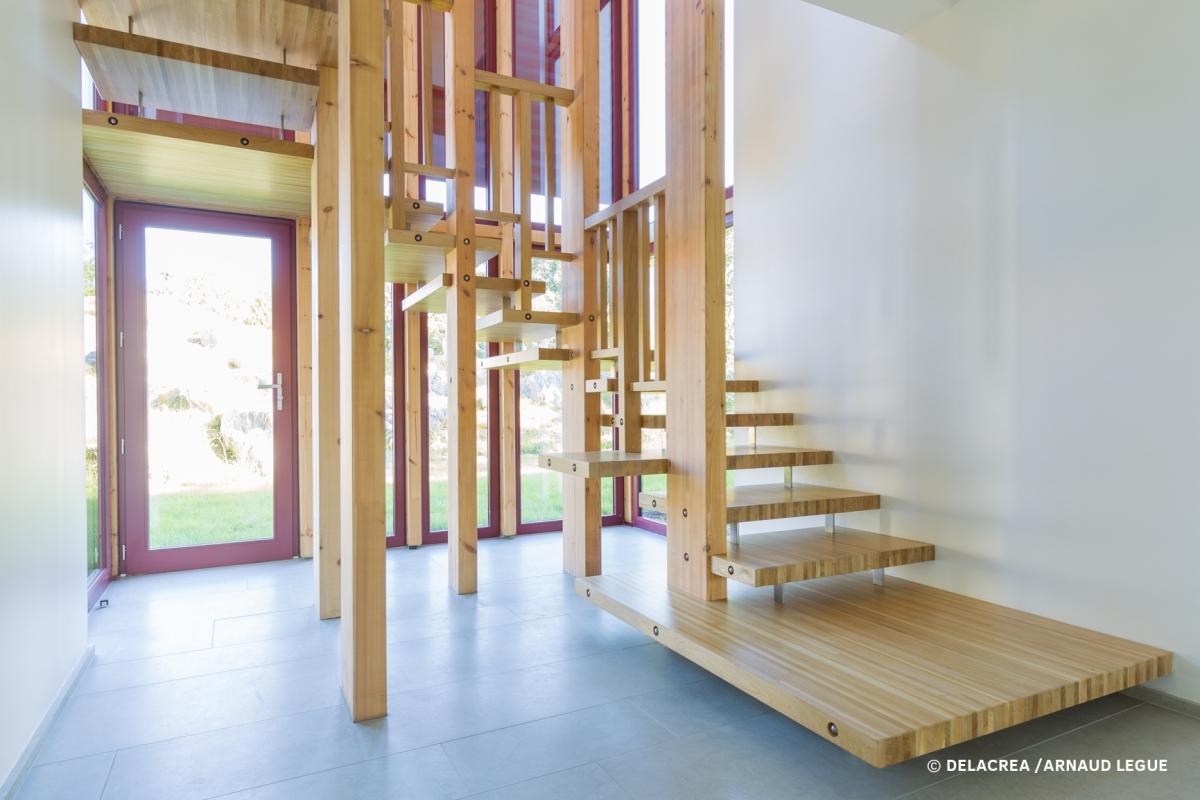 Menuisier Escalier - Emard Bois